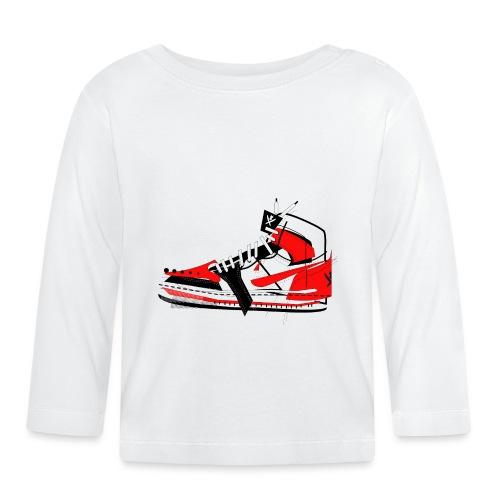 Destrukt my Shoes by MiZAl Touch Concept - T-shirt manches longues Bébé