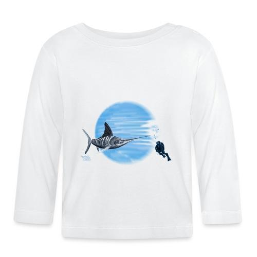 Zee monster - T-shirt manches longues Bébé