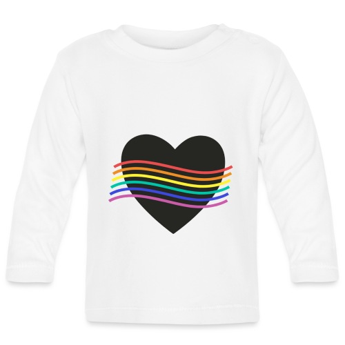 PROUD HEART - Baby Langarmshirt