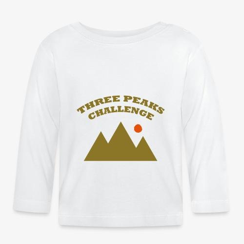 Three Peaks Challenge - Baby Long Sleeve T-Shirt