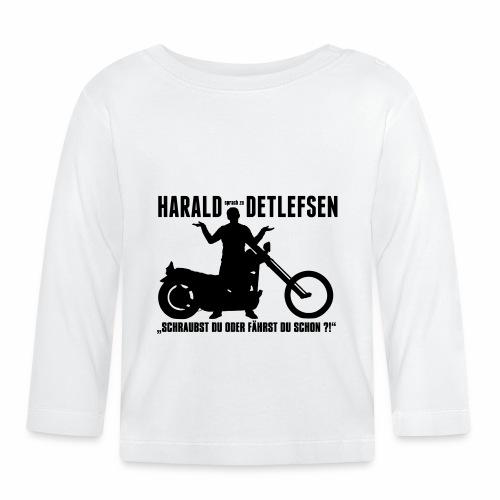 Harald Detlefsen - Baby Langarmshirt