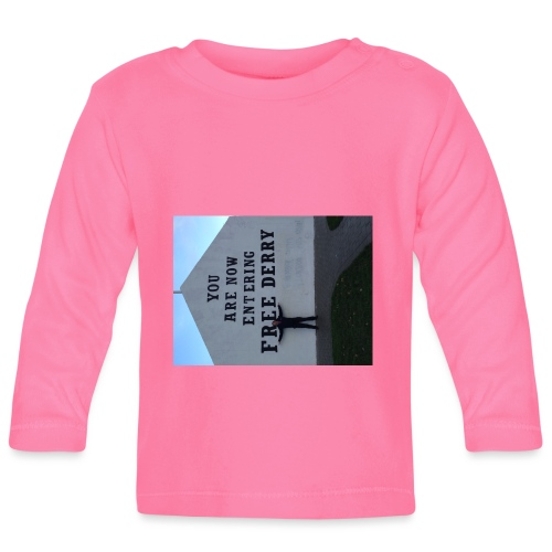 free derry - Baby Long Sleeve T-Shirt