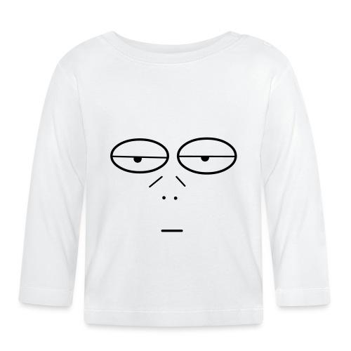 Volto Lenzuolo - Maglietta a manica lunga per bambini