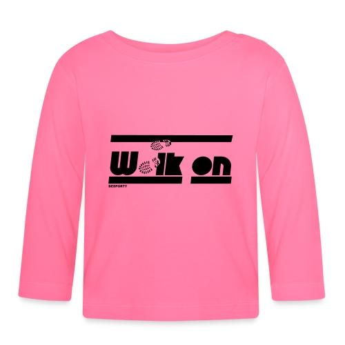 BESPORTY_WALK ON - T-shirt