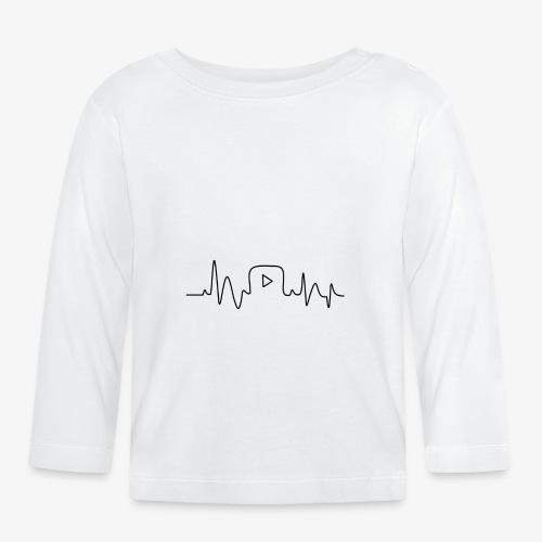 Youtube Logo Tas 'My Kind of Heartbeat' - T-shirt