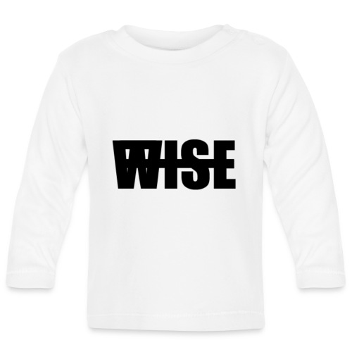 WISEFINAL - Baby Long Sleeve T-Shirt