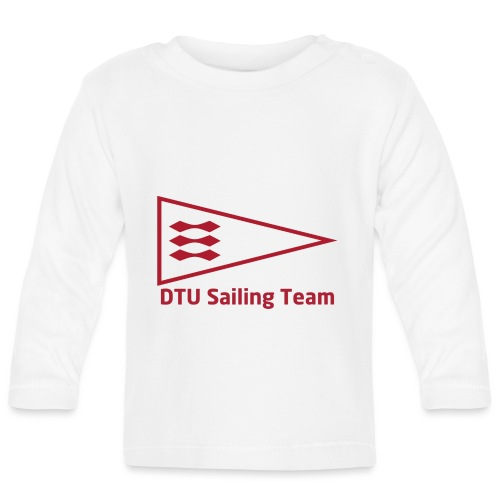 DTU Sailing Team Official Workout Weare - Baby Long Sleeve T-Shirt