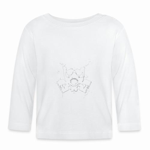 Deep $hit - Vauvan pitkähihainen paita
