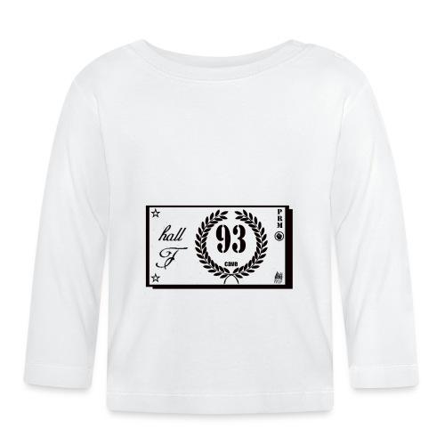prm hall f - T-shirt manches longues Bébé