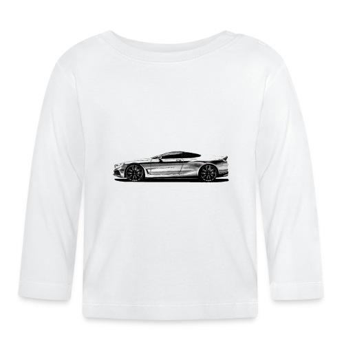 serie 8 Concept car - Camiseta manga larga bebé