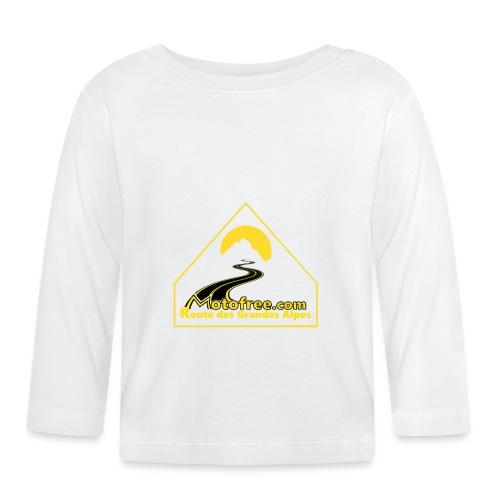 Logo motofree - T-shirt manches longues Bébé
