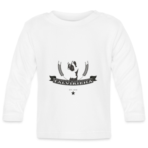 Talvirieha - Vauvan pitkähihainen paita