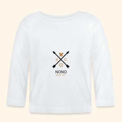 NONO SINCE 2017 - Langærmet babyshirt