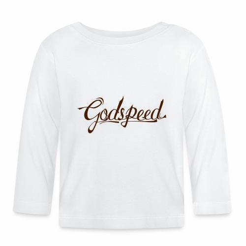 Godspeed 2 - Vauvan pitkähihainen paita