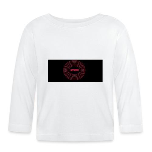 HHHHH - Langærmet babyshirt