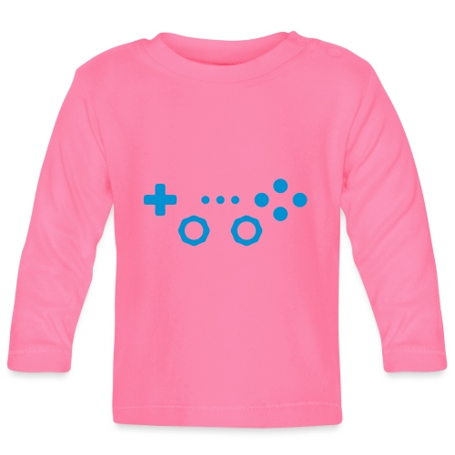 Classic Gaming Controller - Baby Long Sleeve T-Shirt