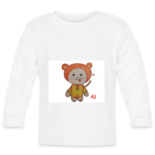 AJ - Baby Langarmshirt