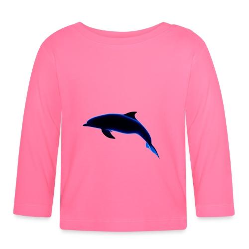 Dauphin - T-shirt manches longues Bébé