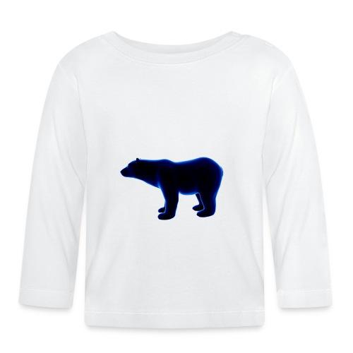 OURS - T-shirt manches longues Bébé