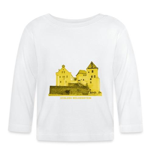 Schloss Wolkenstein Erzgebirge Sachsen Burg - Baby Langarmshirt