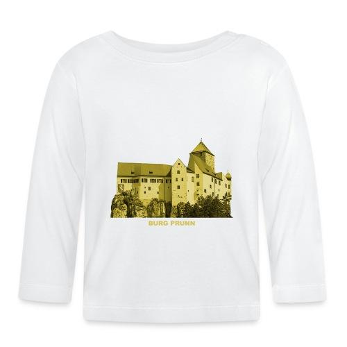 Prunn Burg Altmühltal Kelheim Riedenberg Bayern - Baby Langarmshirt