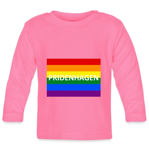 PRIDENHAGEN ØKO T-SHIRT - Langærmet babyshirt