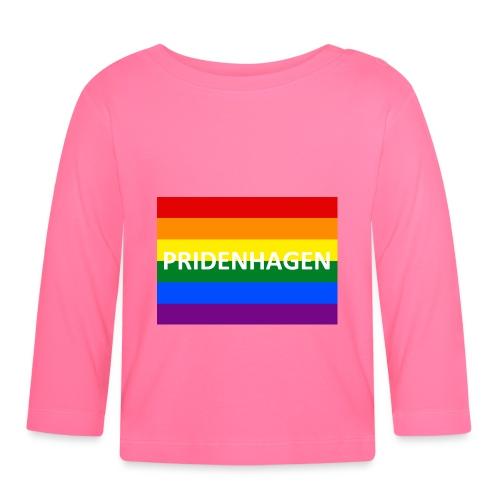 PRIDENHAGEN TANK TOP - Langærmet babyshirt
