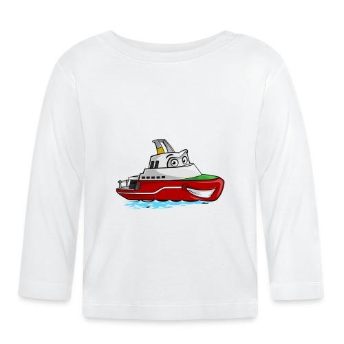 Boaty McBoatface - Baby Long Sleeve T-Shirt