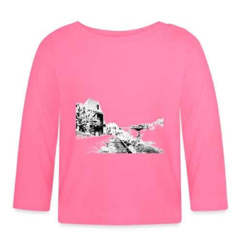 J'aime Mouleydier - Pont F - T-shirt manches longues Bébé