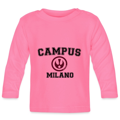 FITTICS MILAN CAMPUS - Baby Long Sleeve T-Shirt