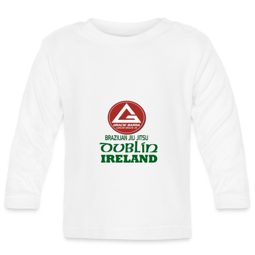 Gracie Barra Dublin Gaelic Celtic Font PNG - Baby Long Sleeve T-Shirt