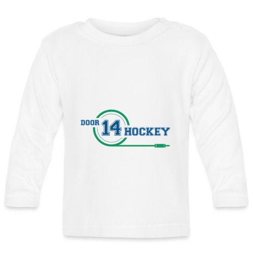 D14 HOCKEY - Baby Long Sleeve T-Shirt