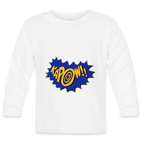 kapow - Baby Long Sleeve T-Shirt