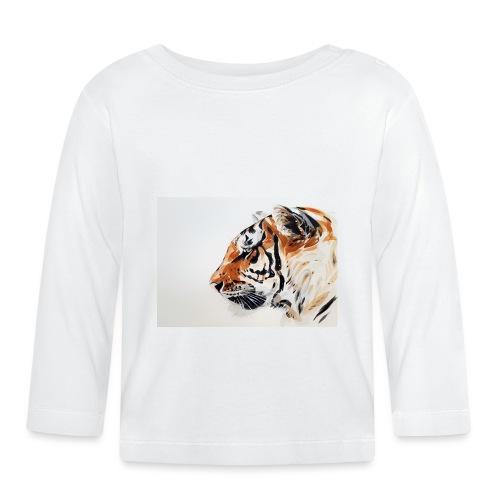 Tigre - Camiseta manga larga bebé