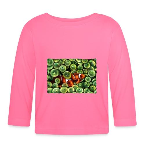 Pesci Pagliaccio - Maglietta a manica lunga per bambini