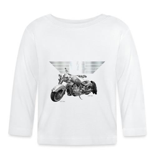 Royal Star silver Wings - Baby Langarmshirt