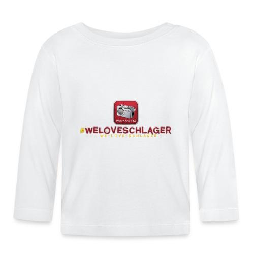 WeLoveSchlager de - Baby Langarmshirt