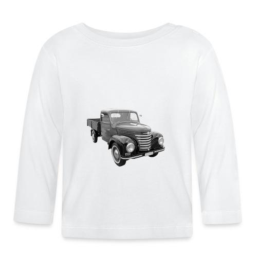 Framo Barkas Transporter Lkw DDR IFA Oldtimer - Baby Langarmshirt