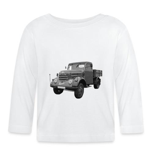Garant K 30 Robur Zittau DDR Oldtimer Lkw - Baby Langarmshirt