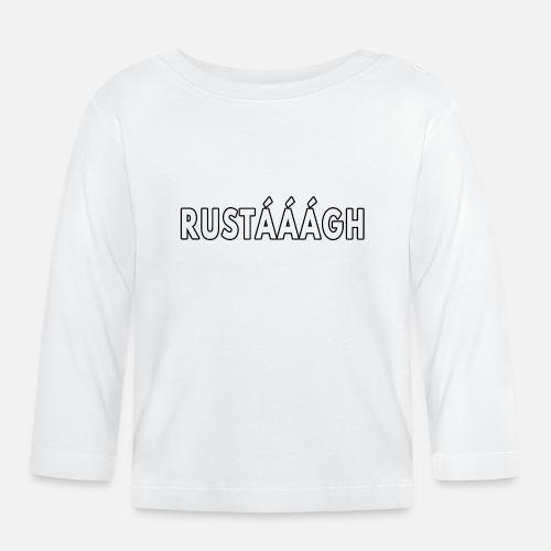 Rustaaagh Blijven! - T-shirt