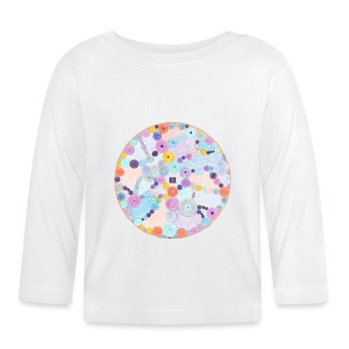 Creativity Relaxing originale JPG png - Maglietta a manica lunga per bambini