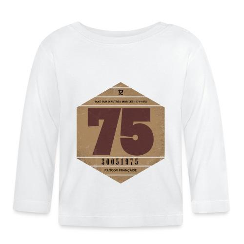 Vignette automobile 1975 - T-shirt manches longues Bébé