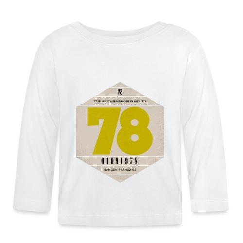 Vignette automobile 1978 - T-shirt manches longues Bébé