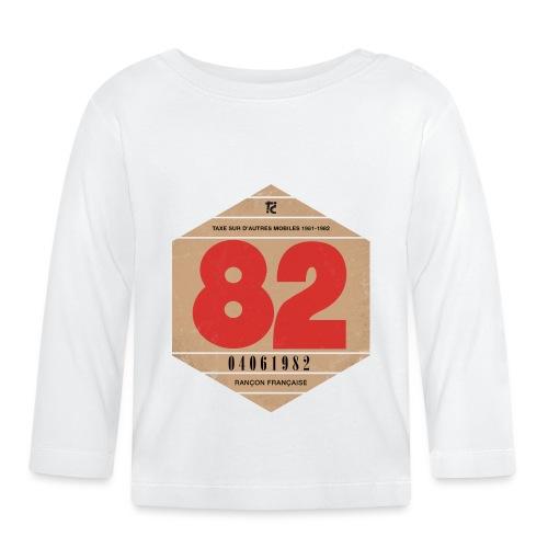 Vignette automobile 1982 - T-shirt manches longues Bébé
