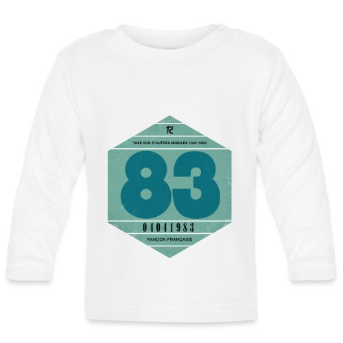 Vignette automobile 1983 - T-shirt manches longues Bébé