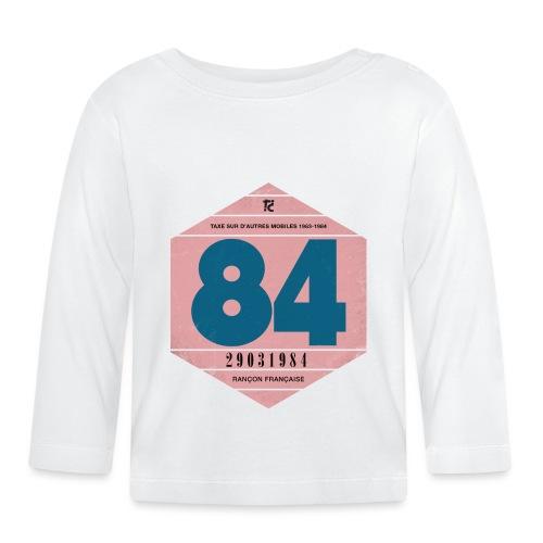 Vignette automobile 1984 - T-shirt manches longues Bébé
