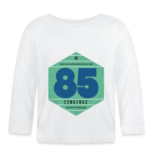 Vignette automobile 1985 - T-shirt manches longues Bébé