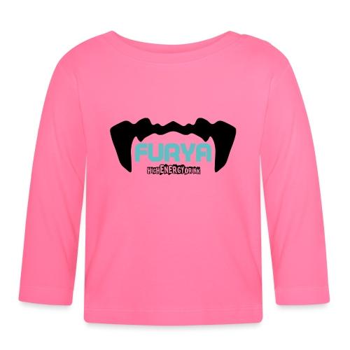 Logo Furya NOIR - T-shirt manches longues Bébé
