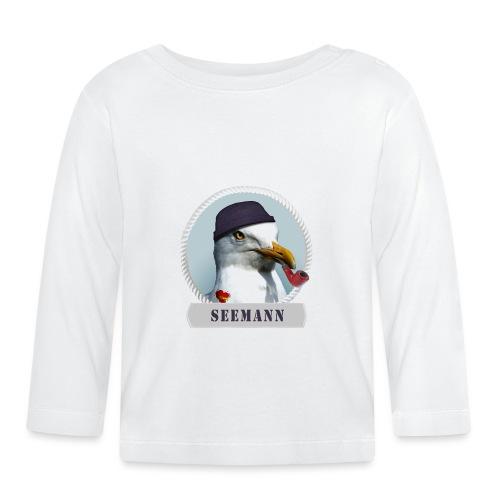Seemann - Baby Langarmshirt