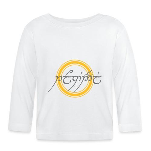 Tolkiendil en tengwar - T-shirt manches longues Bébé